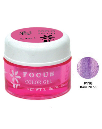 【廃番】キャンアイ Can I FOCUS SAI GEL #110 BARONESS 3.5g